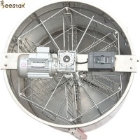 Wholesale Electric Motor 6 Frame Radial Honey Extractor SUS Honey Extraction Machine from china suppliers