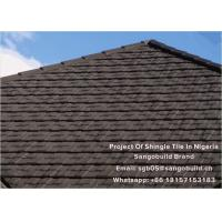 Roofing Material Natural Stone Chips Coated Metal Roofing