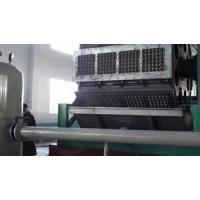 Wholesale PLC Touch Screen Control Paper Egg Tray Machine , Egg Crate Making Machine from china suppliers