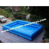 Best Price Giant Inflatable Water Pools with PVC Tarpaulin Material for Summer Sports Game