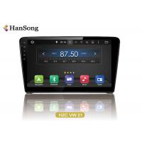 Wholesale HZC VW 21 Vehicle Dvd Player Navigation System For Vw  New Santana from china suppliers
