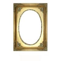 100 Handed Made Table Picture Frames With MDF Board In Antique Gold