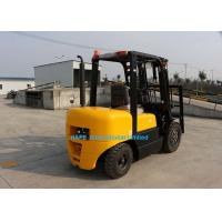 Wholesale Triplex Mast 3T Hydraulic Diesel Forklift Truck 2 Stage 3m Mast With Chinese Engine from china suppliers
