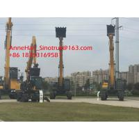 Wholesale XE370CA Hydraulic Crawler Excavator Machines Strong Power Long Service Life from china suppliers