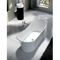 Wholesale Boat Shape Freestanding Deep Soaking Tub  Freestanding Whirlpool Tub from china suppliers