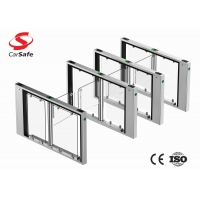 Buy cheap China hot sale SS304 1.0S 1200mm Width Pedestrian Swing Gate 120W with factory from wholesalers