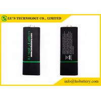 Wholesale CR9V High Performance LiMnO2 Battery 9v 1200mah For Alarm System from china suppliers