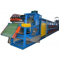 Wholesale Auto Control Rubber Batch Off Machine With Cutting And Wig - Wag Stacking Function from china suppliers
