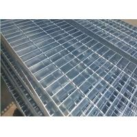 Wholesale Plain Type Metal Walkway Grating, 25 X 5 / 30 X 3 Galvanized Floor Grating from china suppliers