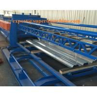 China China Metal forming machinery manufacturers floor deck roll forming machine for sale on sale
