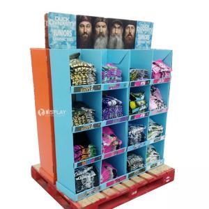 China T-shirt pallet display shelf with wonderful design wholesale
