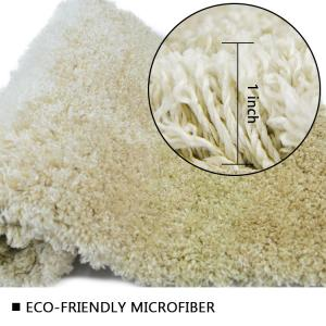 Wholesale Floor Decoration Pile Height 30mm Runner Bath Mat TPR Backing from china suppliers