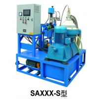 Wholesale 3500 L/H  auto matical Oil Separator Unit from china suppliers
