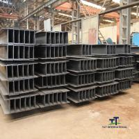 Wholesale W6x7 Steel H Beam , H Shaped Beam Standard Sizes Universal Wide Application from china suppliers