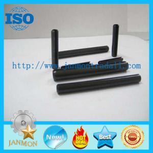 Black Slotted Spring Pin,Black dowel pin,Spring teel spirol pin,steel slotted pin,spring steel roll pin