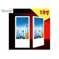 Wholesale Slim 19 Inch Wall Mount LCD Digital Advertisng Player for Retail Store Mall Building from china suppliers