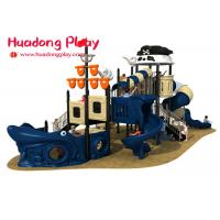 Wholesale Small Pirates Ship Theme Children ' S Outdoor Playground Equipment For Kids from china suppliers