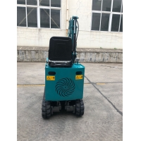Wholesale Blue 3Km/H Compact Mini Excavator For Public Utilities from china suppliers