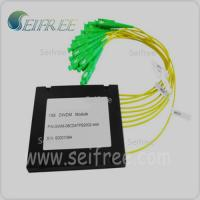 Wholesale Multi Channel Fiber Optic DWDM for Telecommunication from china suppliers