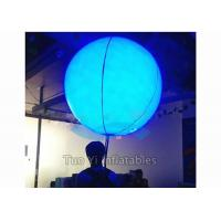Wholesale Inflatable Outdoor Backpack Advertising Balloon With Colorful LED Lighting from china suppliers