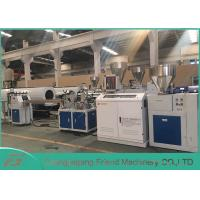 Wholesale Professional PVC Sheet Extrusion Line , 80mm Width White PVC Sheet Extruder from china suppliers