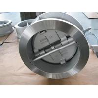 Wholesale API594 Standard Duo Wafer Type Check Valve 12 Inch Anti - Slam 150lb from china suppliers