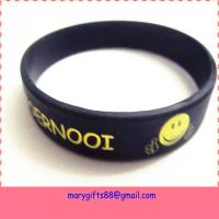 best eco-friendly silicone wristband custom personalized silicone bracelet