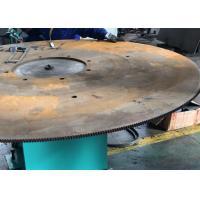 Buy cheap 1000-2200mm circular hot saw teeth tip electrode hardening machine from wholesalers