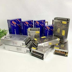 Wholesale CCTV Power Supply 4CH 9CH 18CH DC Output Switch Mode For CCTV Cable Accessories from china suppliers