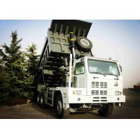 Wholesale SINOTRUK HOWO 6*4 371HP Mining Dump Truck 70 Tons Load For Construction Business from china suppliers