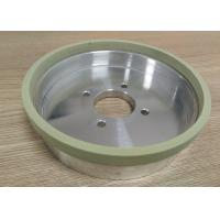 Quality 50-400mm Vitrified CBN Grinding Wheel For Grinding Sapphire Ceramic Abrasive Block for sale