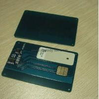 Wholesale Fuji Xerox 3100 Toner chip Smart card chip IC card chip from china suppliers