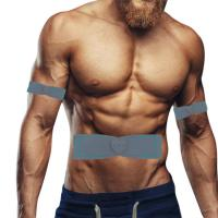Wholesale Meraif Portable Back Pain Tens Ems Unit Wholesale Tens Electrode Pads Massage Nerve Stimulator muscle Machine Full Body from china suppliers