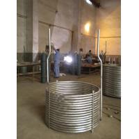Wholesale titanium press tool pipe/titanium seamless pipe /condenser coil cooling from china suppliers