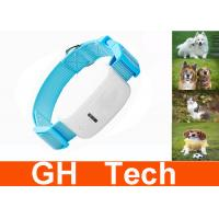 Wholesale 850MHz / 900MHz / 1800MHz / 1900MHz Dog GPS Tracker GSM GPRS from china suppliers