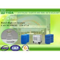 Mild odor Butyl Diglycol Acetate with ISO9001 certficate 124-17-4