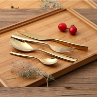 Wholesale Eco Friendly Luxury Forged 206mm SS Cutlery Set from china suppliers