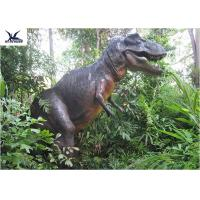 Wholesale Museum Display Animatronic Dinosaur Garden Statue 1 - 30 Meters Long CE , RoHS from china suppliers