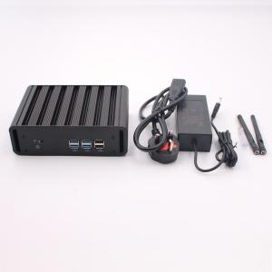 Wholesale 2 Cores Fanless ITX MINI PC Linux VGA WiFi Gigabit Ethernet HTPC from china suppliers