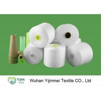 Wholesale Eco Z Twist High Tenacity Raw White Low Elongation Polyester Yarn for Sewing Thread from china suppliers
