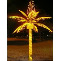 Outdoor Lighted Palm Trees Wholesale led palm tree light from led palm tree light supplier wholesale led artificial decorative outdoor lighted palm tree from china suppliers workwithnaturefo