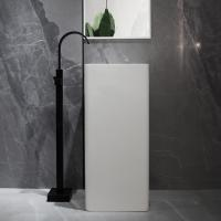 Wholesale Indoor Freestanding Bathroom Basin  Stand Alone Bathroom Vanity from china suppliers