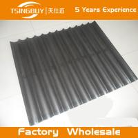 Wholesale Factory high quality bread baking aluminum sheet-baking oven tray-non-stick french baguettes baking tray from china suppliers
