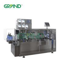 Wholesale Plastic Ampoule E Liquid Forming Filling Sealing Machine from china suppliers