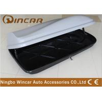 Buy cheap Universal Rooftop Cargo Box For Luggage , Car Roof Storage Box from wholesalers