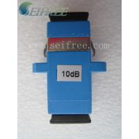 Wholesale SC 10 dB Fixed type Fiber Optic Attenuator for telecommunication from china suppliers