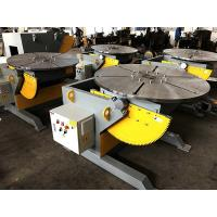 Buy cheap CE Marks 1 Tonne Capacity Welding Positioner For Work Piece Tilting And Rotation from wholesalers