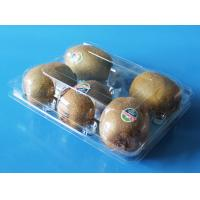 China Disposable Plastic Clamshell packaging tray for Kiwiberry 4/5pcs on sale
