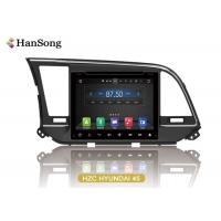 Wholesale 8 Inch Hyundai CAR DVD 1024X600 Hd Screen NXP6686 Radio Capacitive Touch Screen from china suppliers
