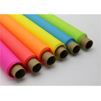 Wholesale Neon Colour Wax Paper For Flower Wrapping from china suppliers
